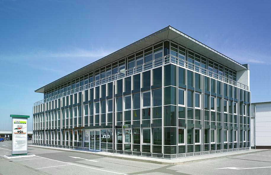 Verwaltungsgebäude Brinkum